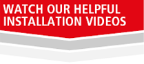 Watch our helpful installation videos